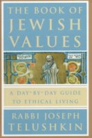 Book of Jewish Values, by Rabbi Joseph Telushkin