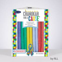 Chanukah for a Cause ~ Autism