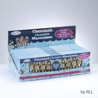 Chanukah Chocolate Maccabees