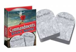 Commandments Sticky Notes