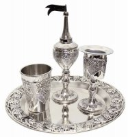 Havdalah Set, Grapes