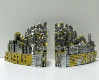 City of Jerusalem Bookends