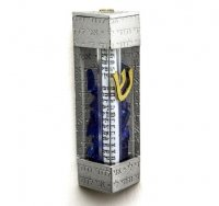 Contemporary Wedding Mezuzah Ani L'Dodi, by Joy Stember