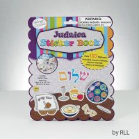 Judaica Sticker Book