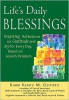 Life's Daily Blessings, by Rabbi Kerry M. Olitzky