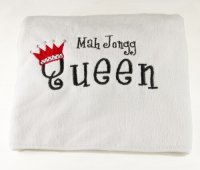 Mah Jongg Queen Towel