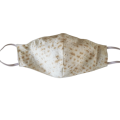 Matzah Design Double Layered Face Mask