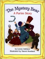 Mystery Bear- A Purim Story, by Leone Adelson