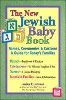 New Jewish Baby Book, by Anita Diamant