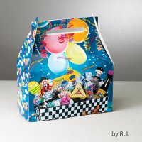 Purim Gift Box-Mishloach Manot, Small