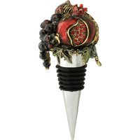 7 Species Wine Bottle Stopper