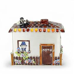 Fiddler on the Roof Tzedakah Box, by Quest