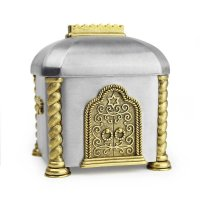 L'Dor Va Dor Tzedakah Box, by Quest