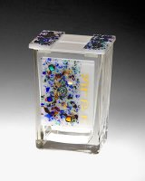 Celestial Tzedakah Box, by Sara Beames