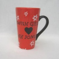 Girls Love Mah Jongg Latte Mug
