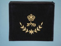 Tallit Bag, Crown