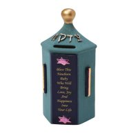 Baby Girl Tzedakah Box, by Tamara Baskin