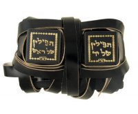 Certified Kosher Tefilin Set, Ashkenaz left handed
