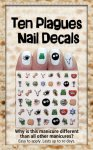 Plague Nail Decals and Nail File