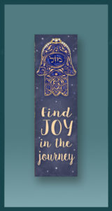 Joy Car Mezuzah, by Mickie Caspi - Click Image to Close
