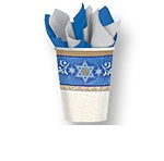 Judaic Traditions Hot/Cold Cup
