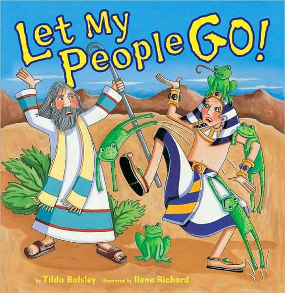 Let My People Go Toilet Seat Cover - Click Image to Close