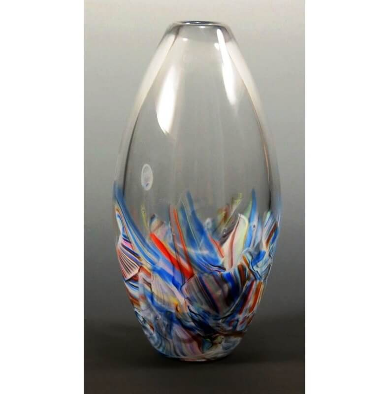 Bud Vase Made Of Your Broken Wedding Glass, By Mark