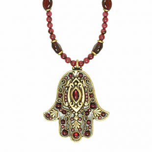 Hamsa Necklaces