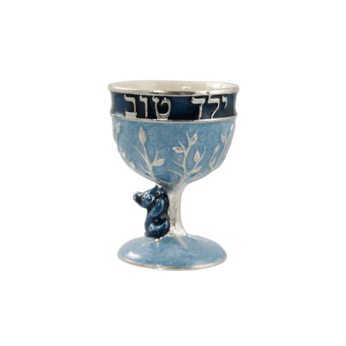 Small Boy Koala Kiddush Cup, by Quest